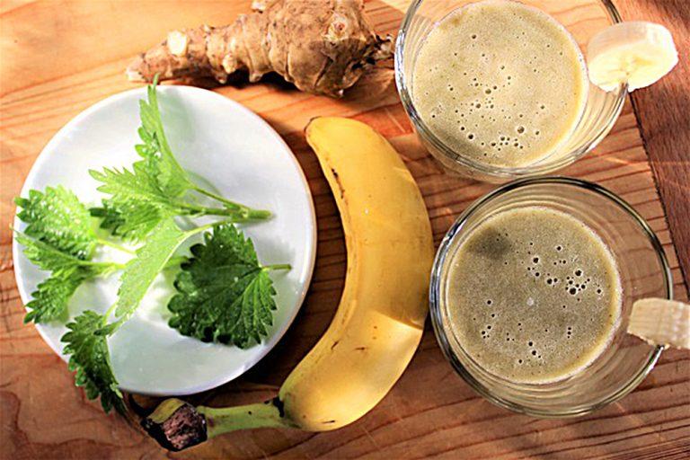 Telo si po zime zaslúži detox. Vyskúšajte kúru zo žihľavy s banánom a topinamburom