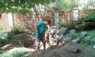 Vyhĺbenie jamy
