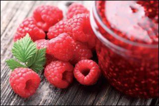 Zdravie zakliate v drobnom ovocí