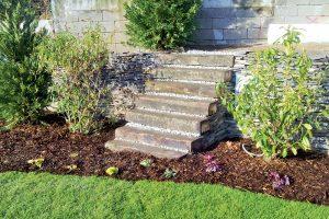 Postavte si záhradné schody svojpomocne
