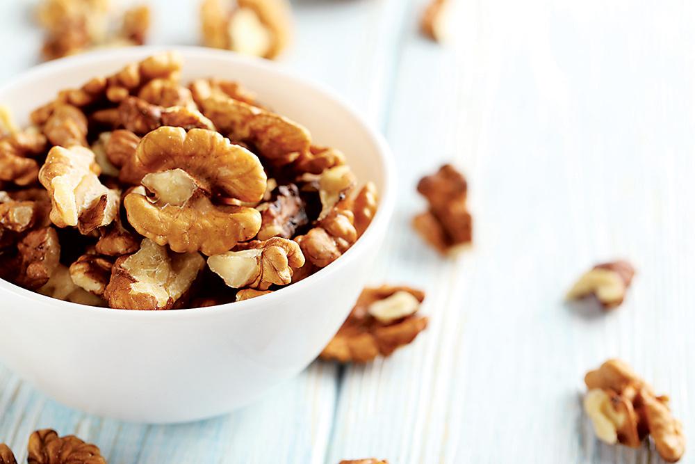 Orechy: Ideálna potravina, plná zdravia
