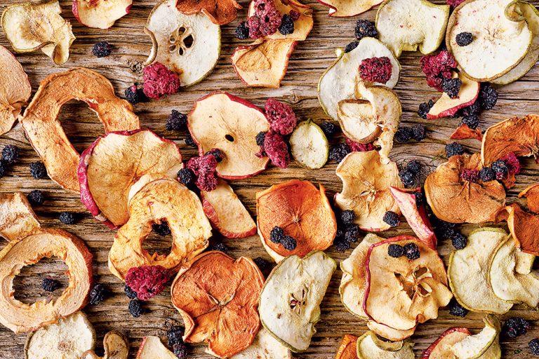 Naučte sa všetko o sušení ovocia - 1.časť