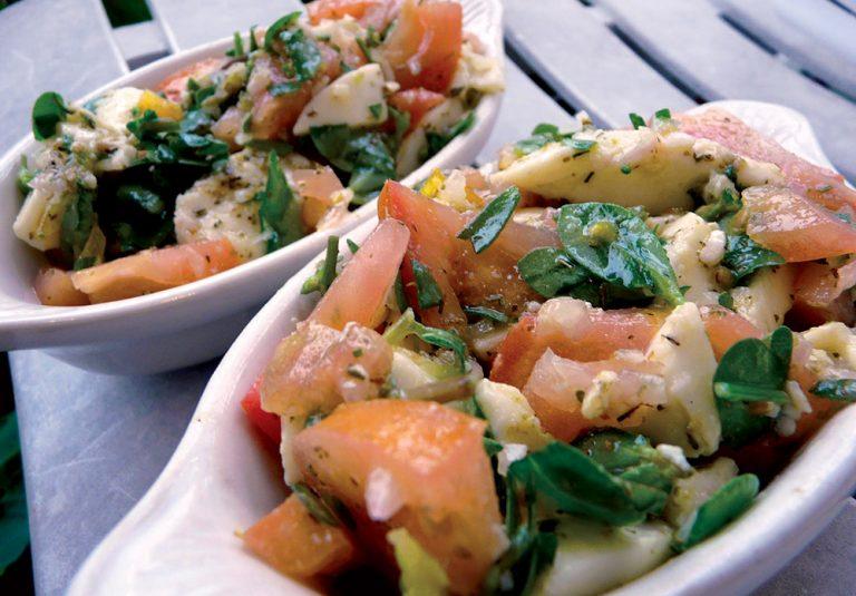 Z buriny zdravá a chutná zelenina