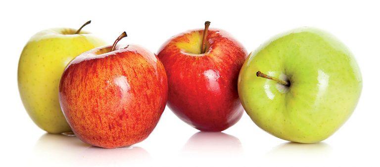 Rezistentné odrody jabloní