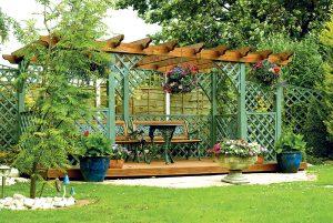 Čo by ste mali vedieť o pergolách v záhrade