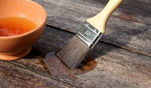 Prírodné oleje a ochrana dreva