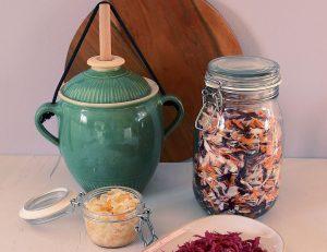 Vitamíny počas zimy: Domáca fermentovaná zelenina
