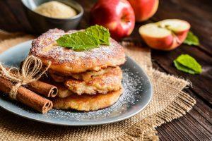Nadýchané jablkové lievance vás presvedčia, že ste našli ten správny recept