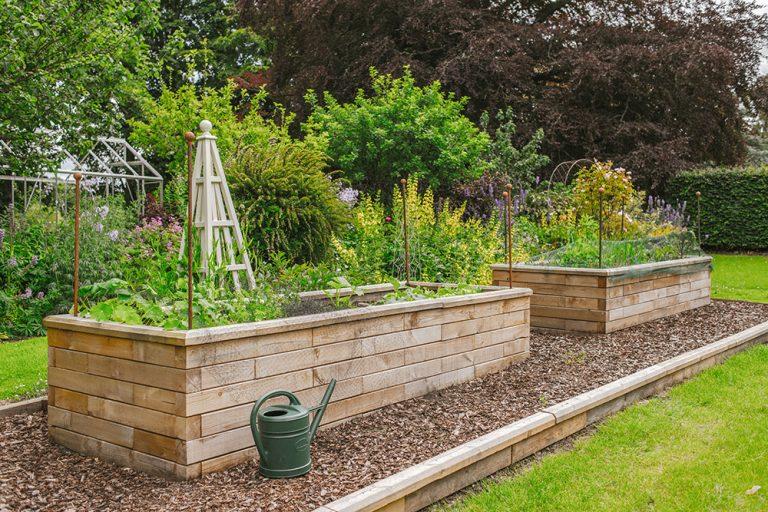 Drevená stavebnica WoodBlocX pre vašu záhradu