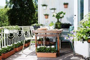 Vytvorte si záhradu na balkóne či terase