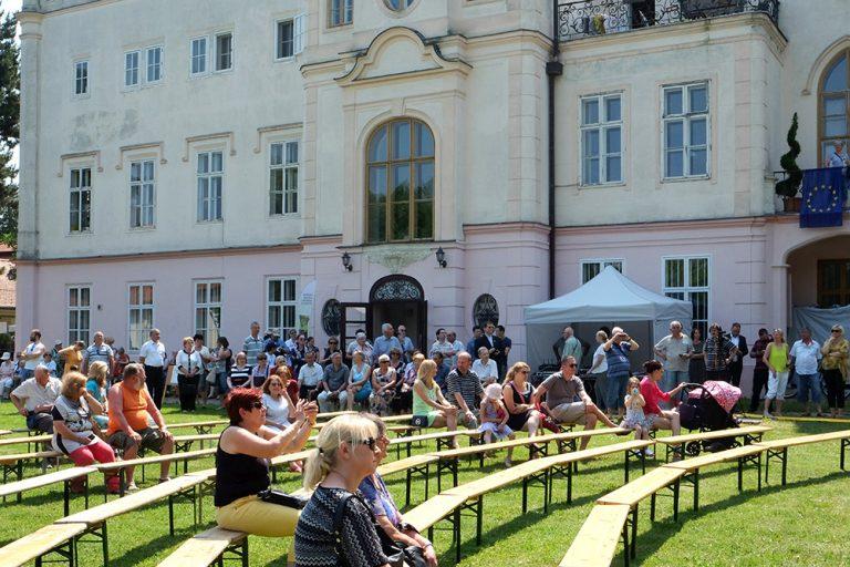 Ivanskí záhradkári: Mladé združenie sbohatou históriou apodporou profesora Hričovského