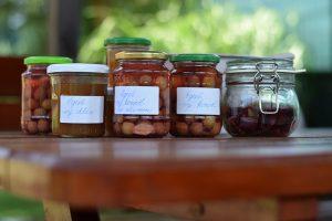 Egrešový kompót, pretlak, džem a ovocné kože