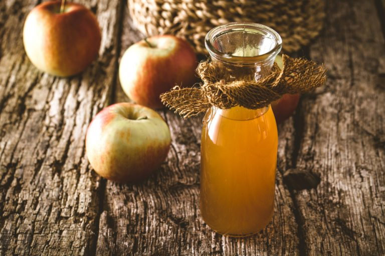 Jablkový mušt