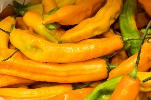 Paprika bobuľnatá, Ají amarillo