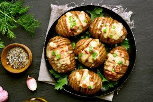 Zapečené zemiaky