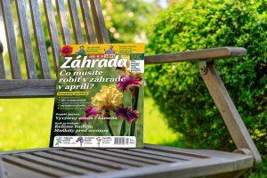 časopis Záhrada v záhrade