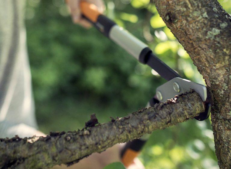 Nožnice na silné konáre PowerGear™ X dvojčepeľové (M) LX94