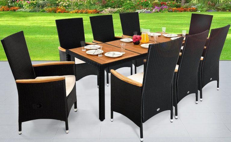 Drevený, ratanový alebo hliníkový? Zistite, ako si vybrať záhradný nábytok!