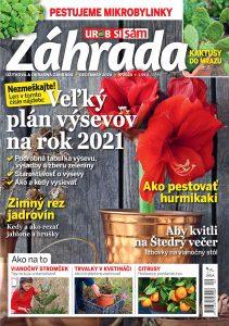 časopis Záhrada 09/2020