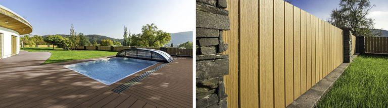 Terasa a plot WoodPlastic® pre výnimočný dom v Brne