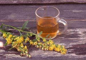 Čaj zo zlatobyle
