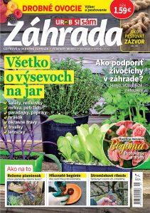 Záhrada 1/2021