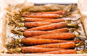 Pečená mrkva