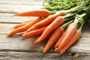 Zväzok mrkvy