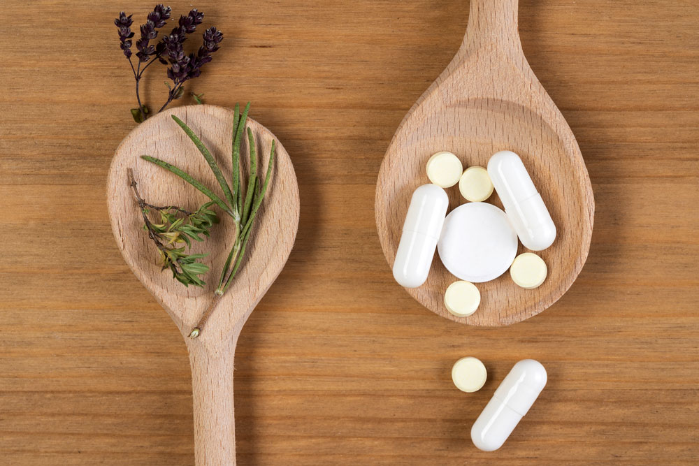 Lieky vs bylinky