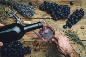 Bylinkové víno