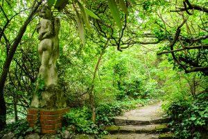 Víkend otvorených parkov a záhrad