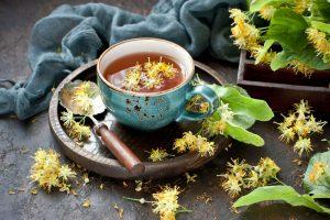 Liečivý lipový čaj