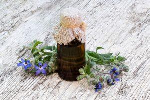 Borákový olej
