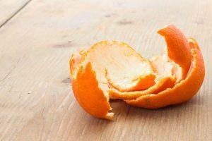 Šupky z pomaranča