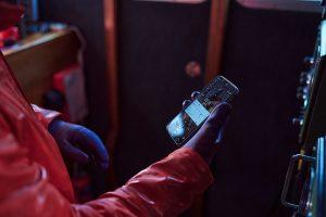 Odolný mobil