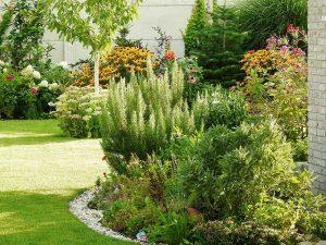 Záhrada v Kvetoslavove