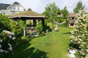 Záhrada na Orave